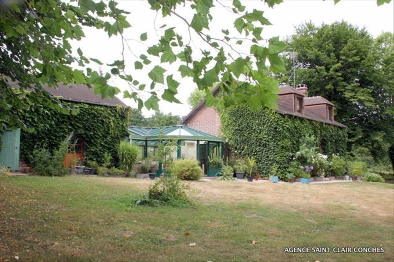 Vente maison / villa Conches en ouche 427 000€ - Photo 1