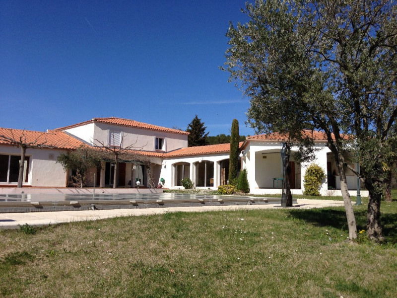 Venta de prestigio  casa Lambesc 997000€ - Fotografía 5