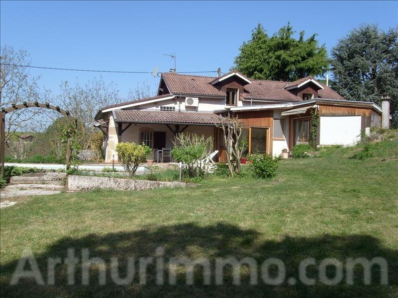Sale house / villa Chatte 289000€ - Picture 1