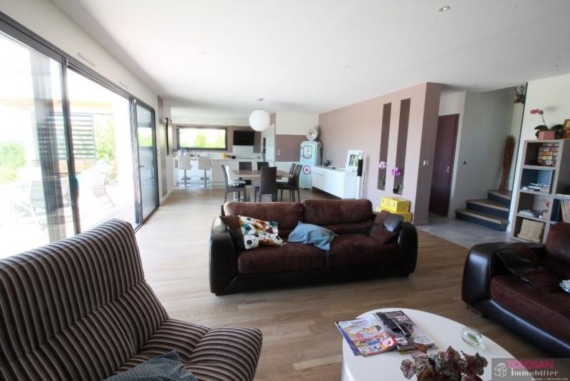 Deluxe sale house / villa Montgiscard secteur 698000€ - Picture 4