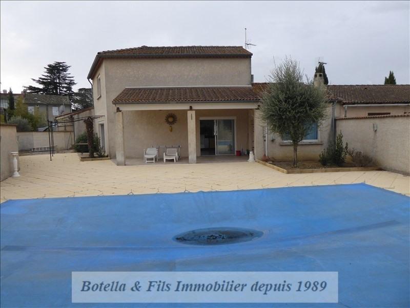 Sale house / villa Vallon pont d arc 309000€ - Picture 4
