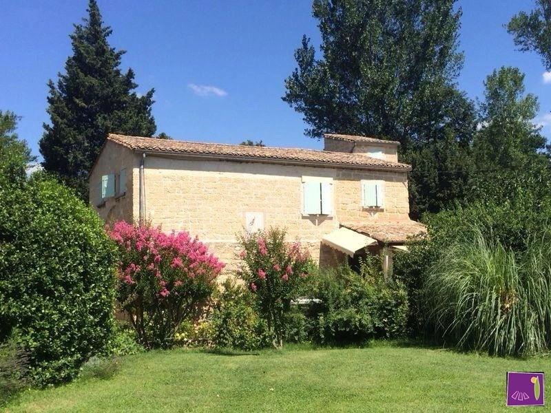 Deluxe sale house / villa Uzes 550000€ - Picture 1