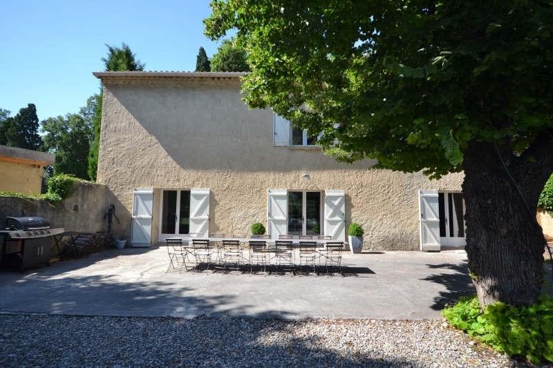 Immobile residenziali di prestigio casa Montfavet 675000€ - Fotografia 11