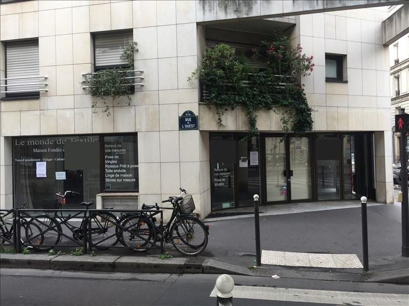 Vente boutique Paris 14ème 477000€ - Photo 1