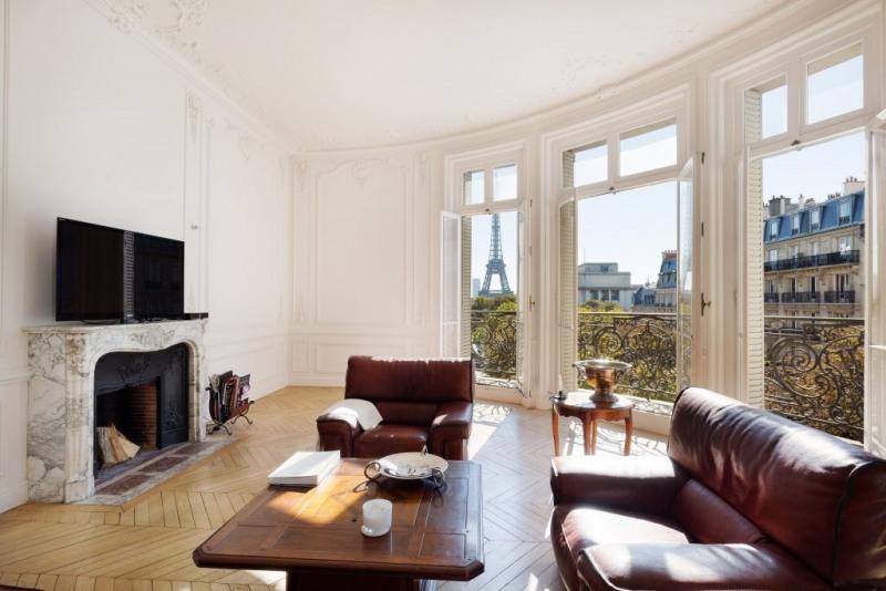 Revenda residencial de prestígio apartamento Paris 16ème 7480000€ - Fotografia 4