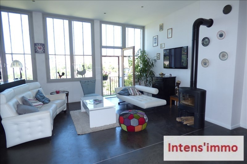 Vente loft/atelier/surface Romans sur isere 547 000€ - Photo 3