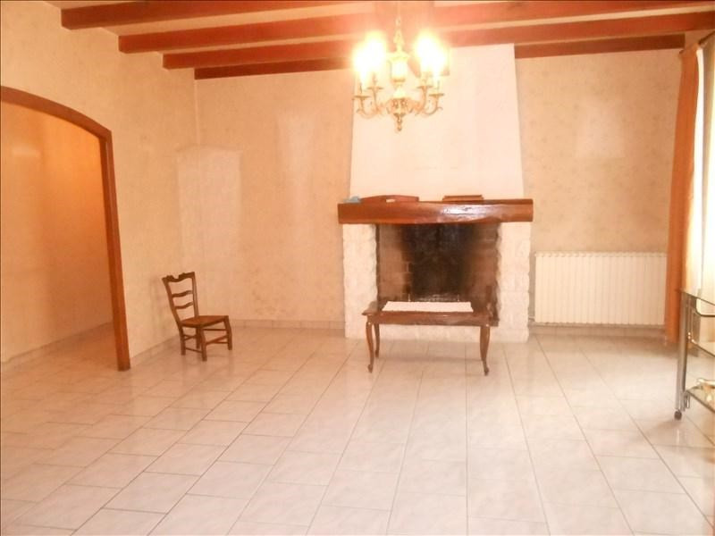 Sale house / villa Aulnay 127 800€ - Picture 4