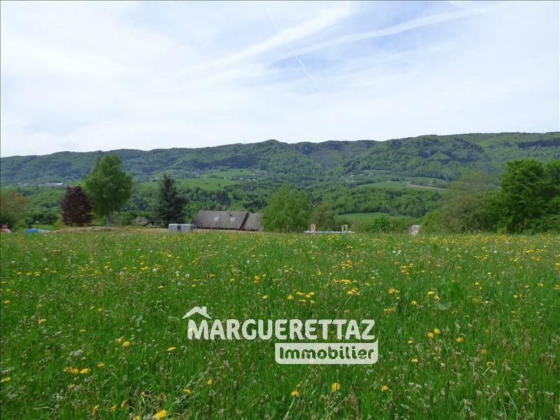 Vente terrain Menthonnex-en-bornes 159000€ - Photo 3