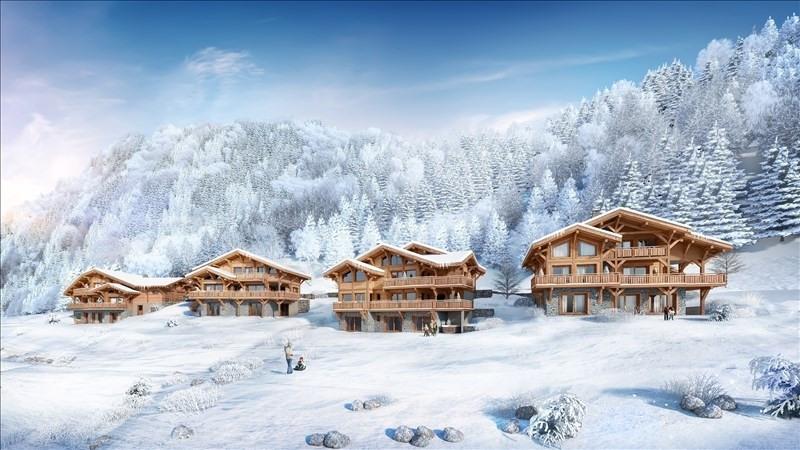 Immobile residenziali di prestigio casa Morzine 2200000€ - Fotografia 3