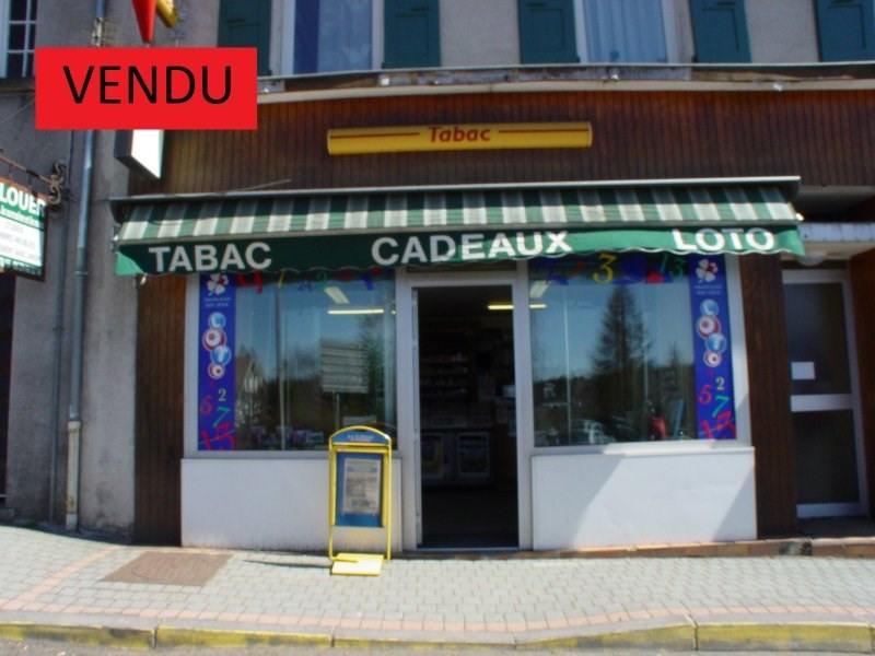 Commercial property sale shop Le chambon sur lignon 107000€ - Picture 1