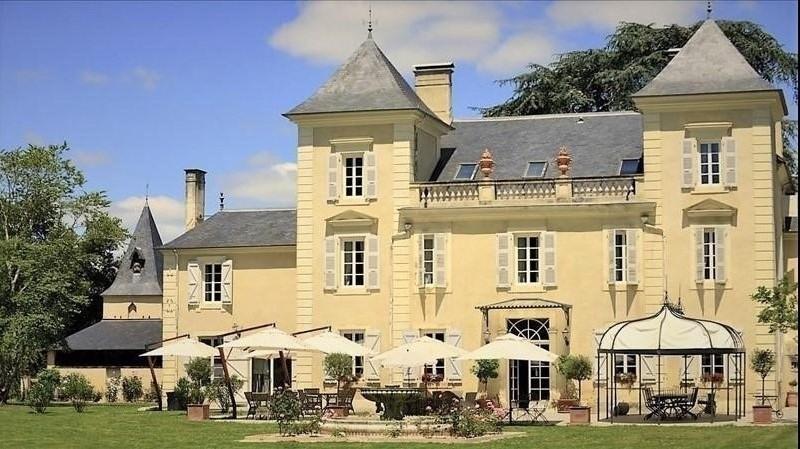 Venta de prestigio  castillo Plaisance 1550000€ - Fotografía 1