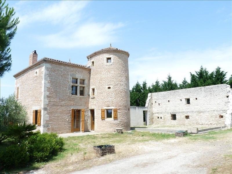 Vente maison / villa Serignac sur garonne 299000€ - Photo 1