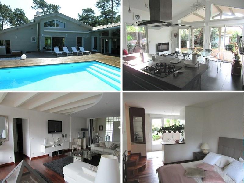 Location vacances maison / villa Lacanau-ocean 2005€ - Photo 1