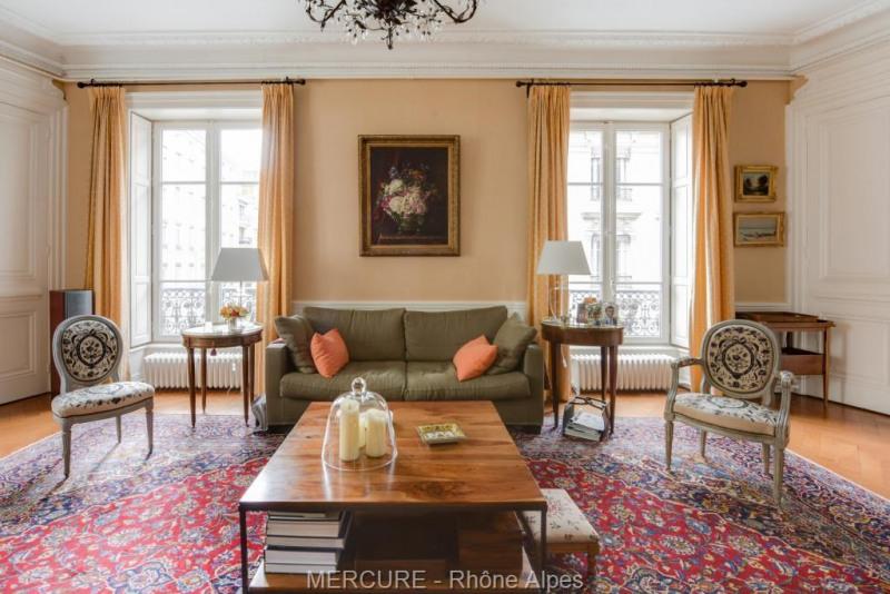 Deluxe sale apartment Lyon 2ème 1320000€ - Picture 3