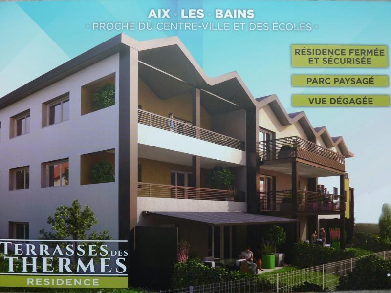 les terrasses des thermes programme immobilier neuf aix les bains propos par first immobilier. Black Bedroom Furniture Sets. Home Design Ideas
