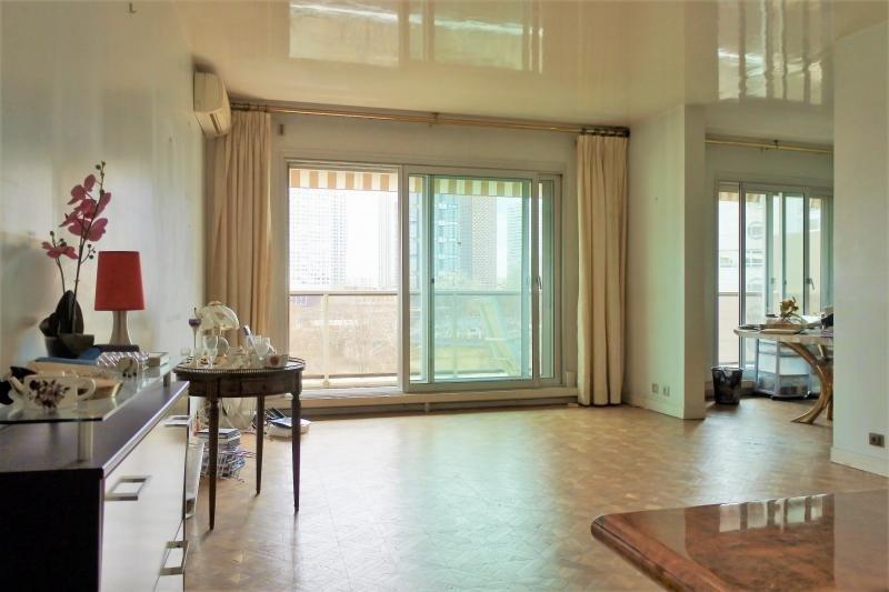 Vente appartement Paris 16ème 950000€ - Photo 1