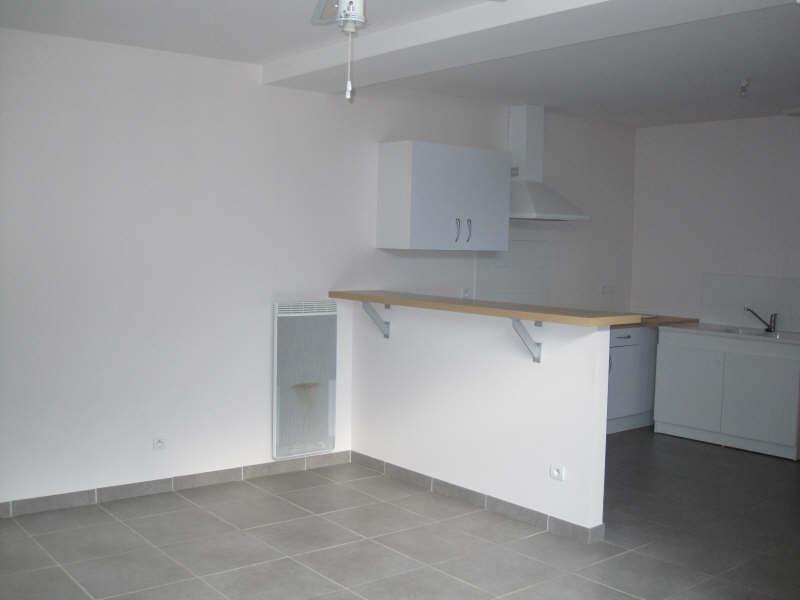 Rental apartment Auxerre 488€ CC - Picture 2