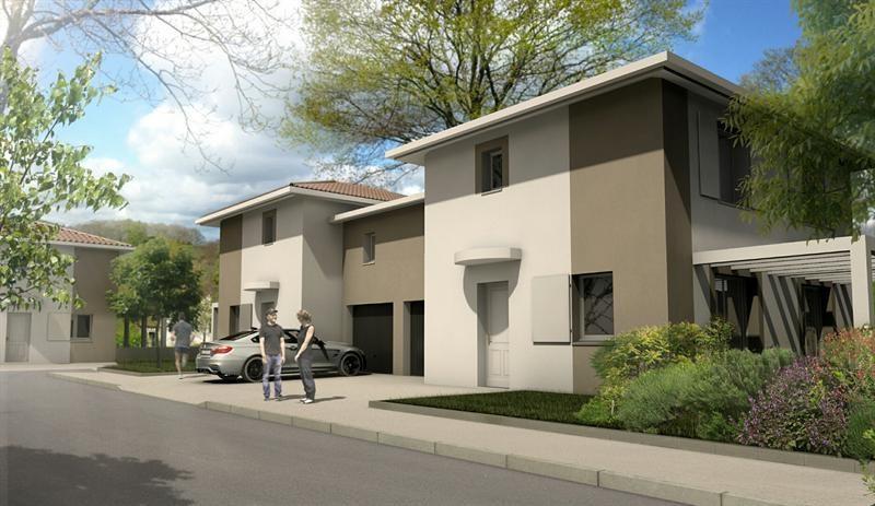 Maison  5 pièces + Terrain 250 m² Chanas (38150) par IMMOBILIER CECILE ROBIN