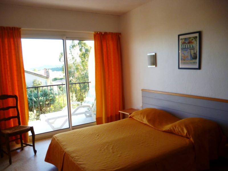 Location vacances appartement Le lavandou 504€ - Photo 1
