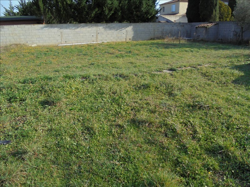 Vente terrain Gignac 185 000€ - Photo 1