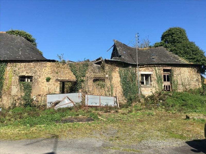Vente maison / villa Fleurigne 20000€ - Photo 1