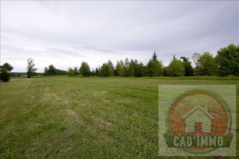 Vente terrain St pierre d eyraud 38000€ - Photo 1