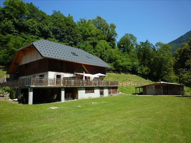 Deluxe sale house / villa La balme de thuy 845000€ - Picture 1