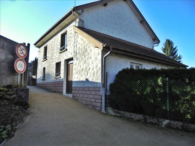 Sale house / villa Celles sur plaine 75000€ - Picture 2