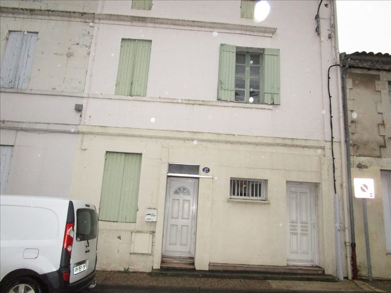 Vente maison / villa Mussidan 76 000€ - Photo 1