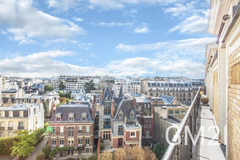 Vente de prestige appartement Paris 16ème 2100000€ - Photo 2