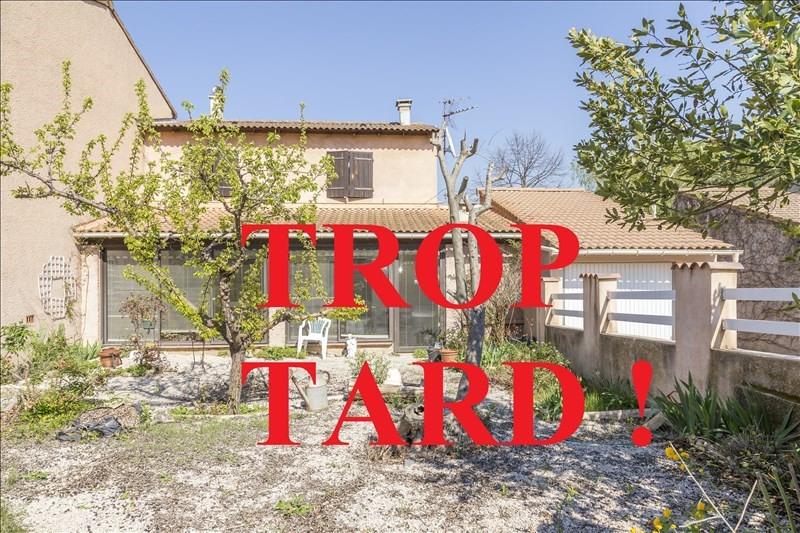 Venta  casa Gardanne 327000€ - Fotografía 1