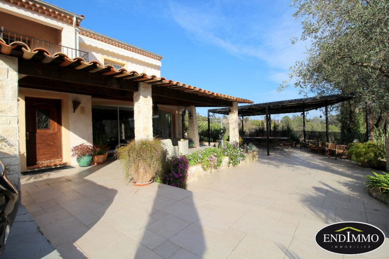 Deluxe sale house / villa La colle sur loup 995 000€ - Picture 7