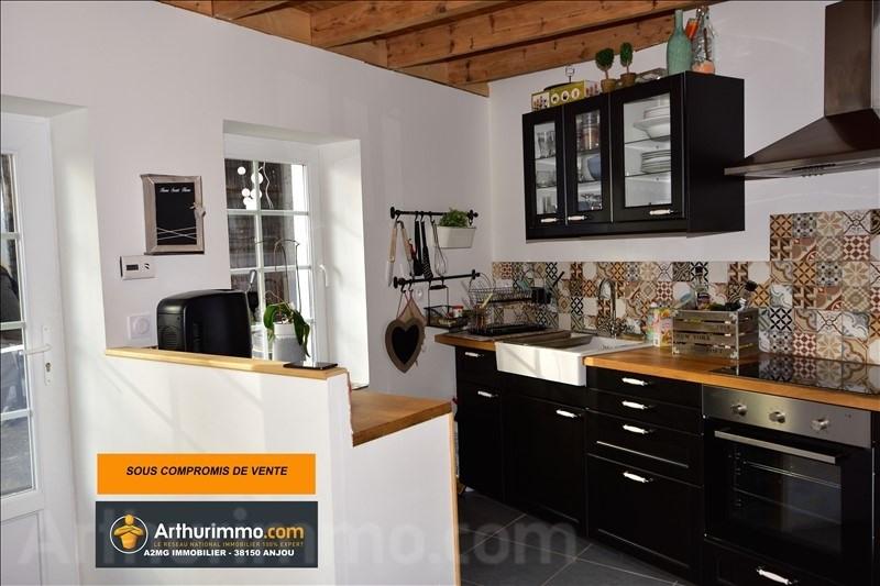 Sale house / villa Bellegarde poussieu 145000€ - Picture 1