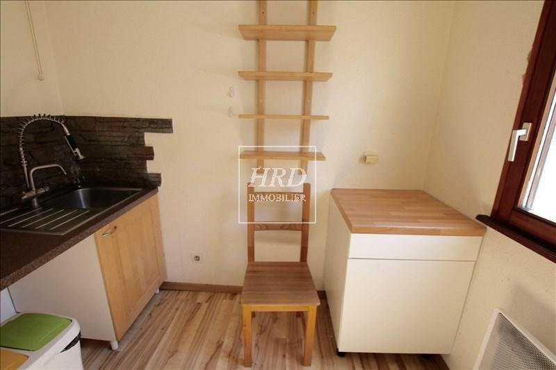 Investment property apartment Strasbourg 98 500€ - Picture 3
