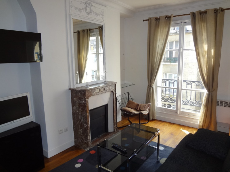 Location appartement Paris 16ème 1 400€ CC - Photo 5