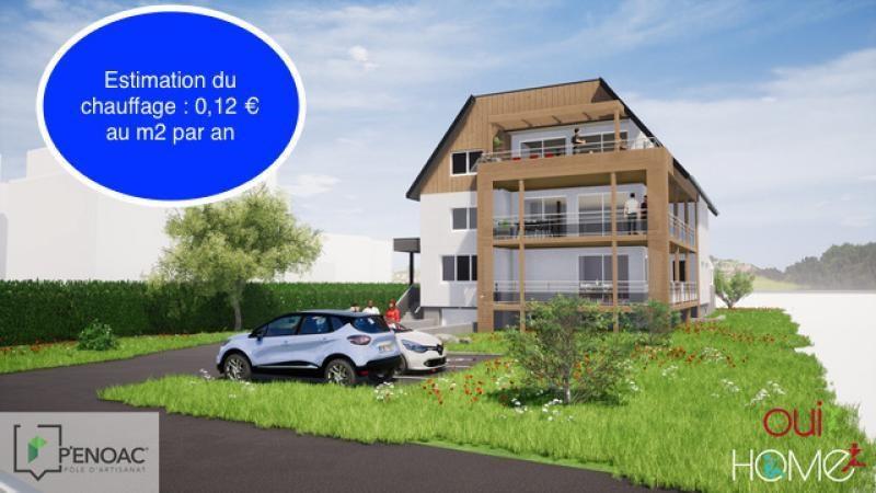 Vente appartement Geispolsheim 255000€ - Photo 1