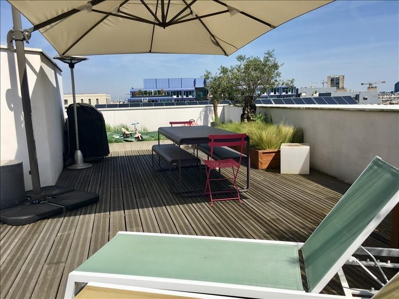 Deluxe sale apartment Boulogne billancourt 1 340 000€ - Picture 7