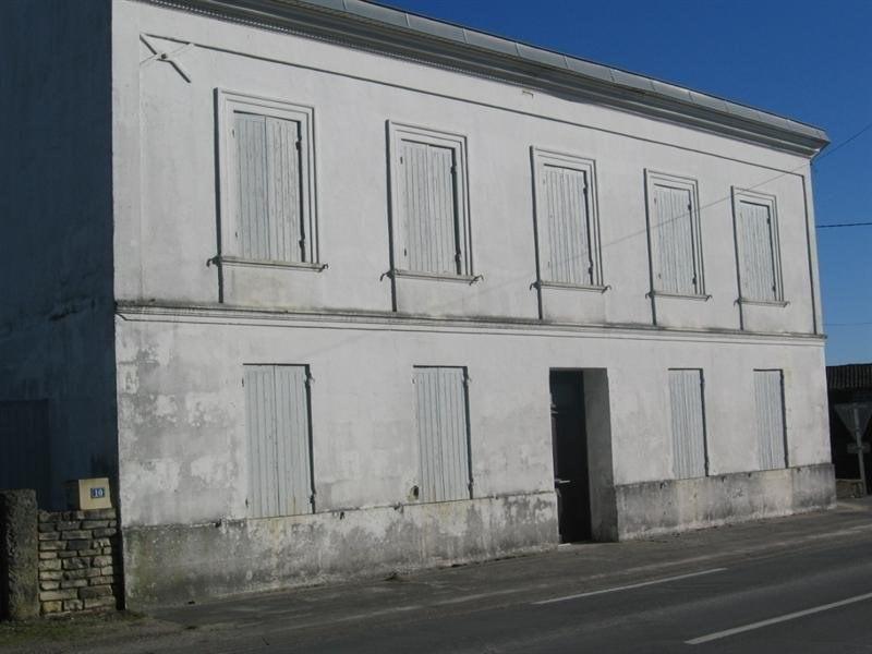 Produit d'investissement immeuble Cercoux 187000€ - Photo 2