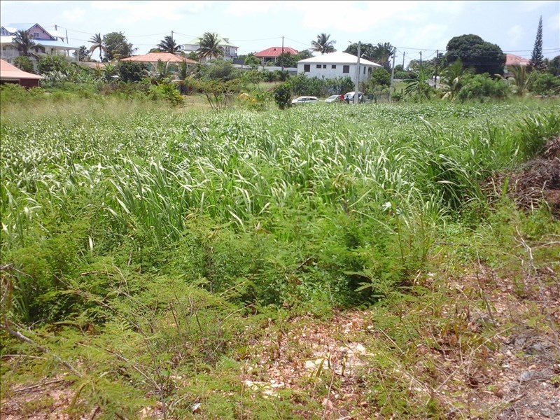 Sale site Anse bertrand 66 000€ - Picture 1