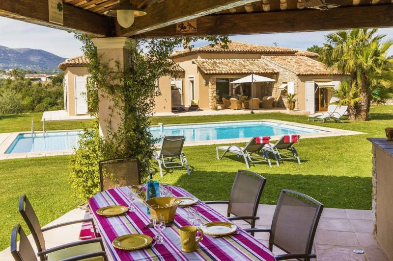 Deluxe sale house / villa Cagnes sur mer 1500000€ - Picture 4