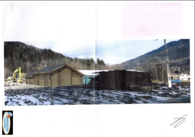 Vente terrain Les contamines montjoie 210 000€ - Photo 1