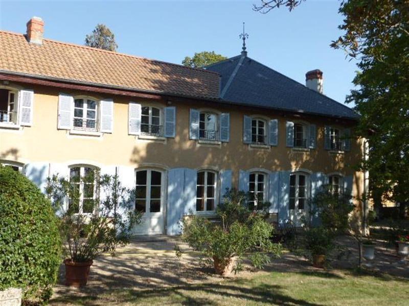 Vente de prestige maison / villa Saint romain de popey 1300000€ - Photo 1