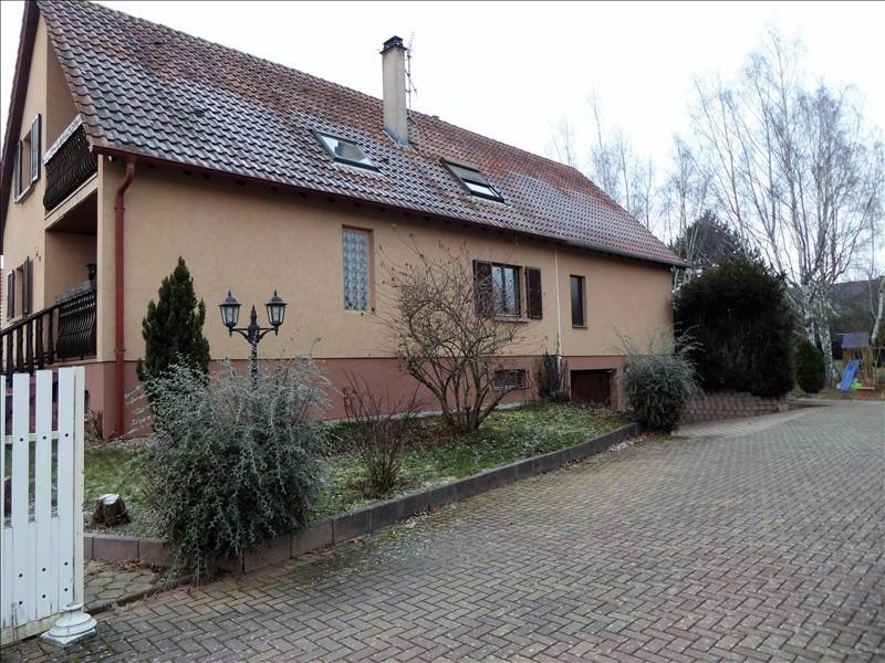 Verkoop  huis Prox saverne 273000€ - Foto 5