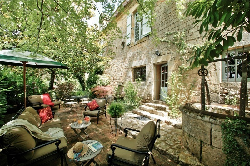 Deluxe sale house / villa Villeneuve sur lot 975 000€ - Picture 11