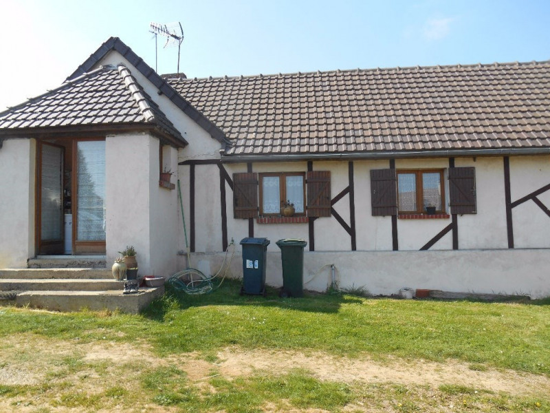 Vente maison / villa Hardivillers 137000€ - Photo 2