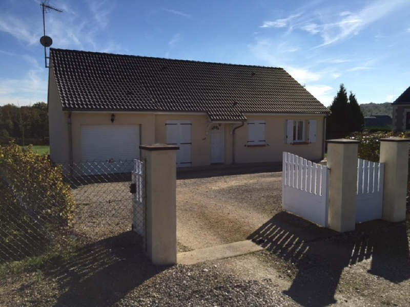 Location maison / villa La chapelle encherie 650€ CC - Photo 1