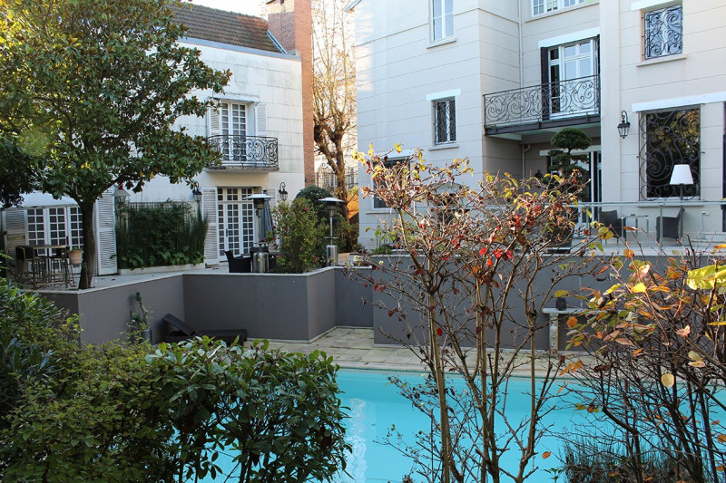 Deluxe sale private mansion Asnières-sur-seine 2 500 000€ - Picture 1