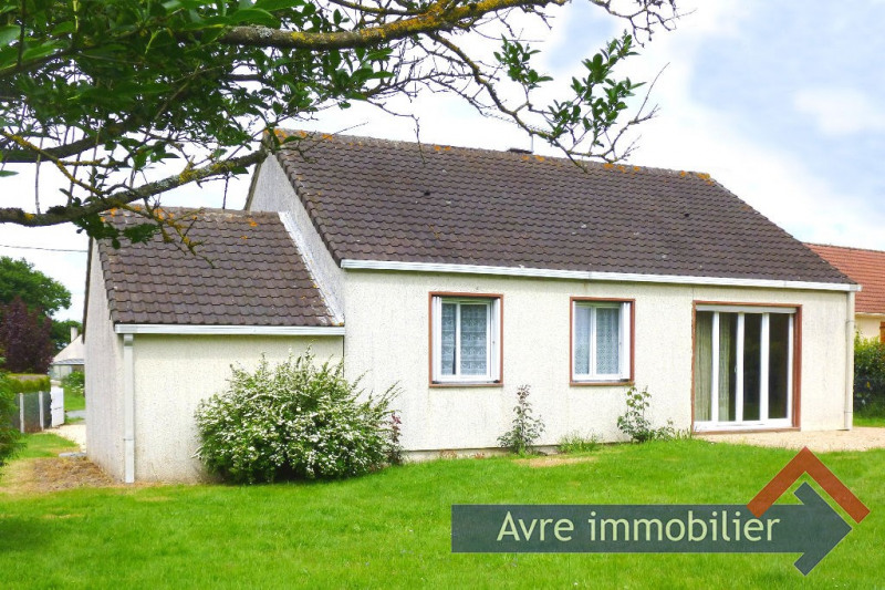Sale house / villa Verneuil d avre et d iton 132000€ - Picture 2