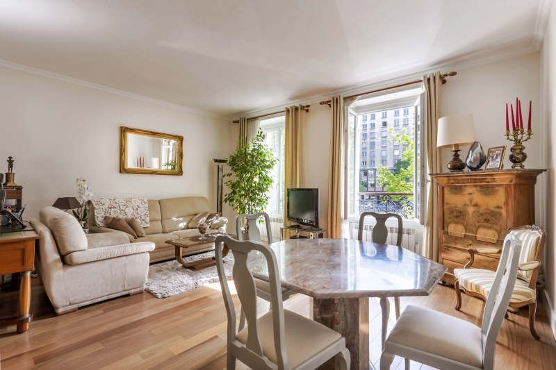 Vente appartement Neuilly sur seine 580 000€ - Photo 1
