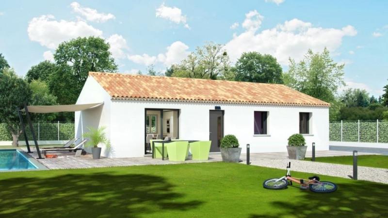 Maison  4 pièces + Terrain 260 m² Montfavet par Top Duo Orange